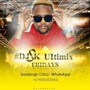 Dj Sk - 2nd Ultimix Fridays Mix